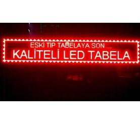 LED TABELA